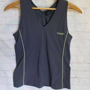 NWT {CASALL} Workout Tank Size L